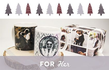 Personalised Christmas Gifts for Her